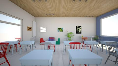 schoolklas - Office - by bo didderen