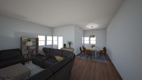Stevanie - Living room - by stvst29