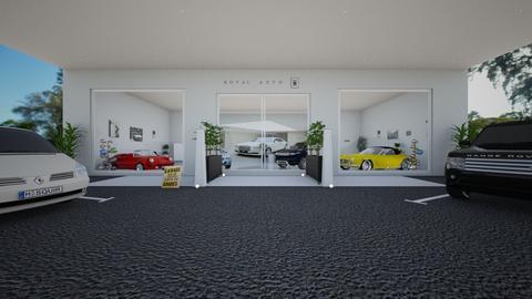 Car Dealership Front - Modern - by Irishrose58