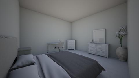 roudah - Bedroom  - by roudahk_