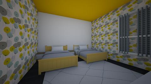 KIDS ROOM  - Kids room  - by Maharian17