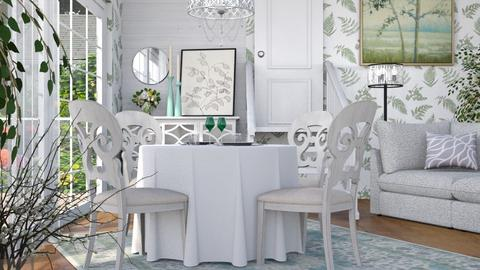 M_Opening - Dining room  - by milyca8