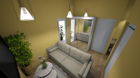 Mini apartment - Modern - by TAMARA023