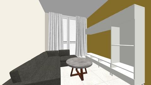 Lena - Living room  - by OlgaLeontiev