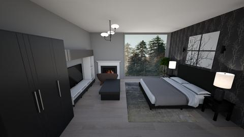 Bedroom1 - Bedroom  - by rajust_fly