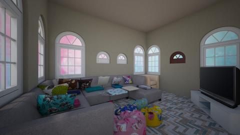 livi - Vintage - Living room  - by raameen_room_plan