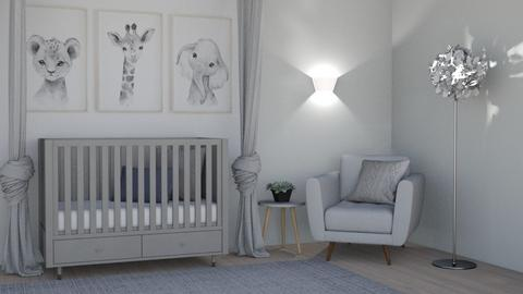 Nursery - Modern - Kids room  - by rona123