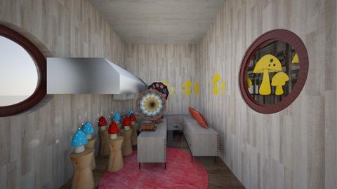 sterilisation chamber - Office - by mavok