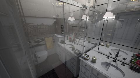Sylwia i Tomek 13 - Bathroom  - by Joanna88