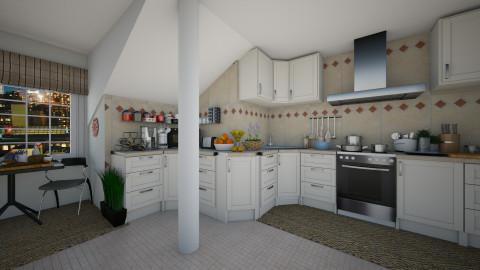 Morning kitchen - Kitchen  - by Joao M Palla