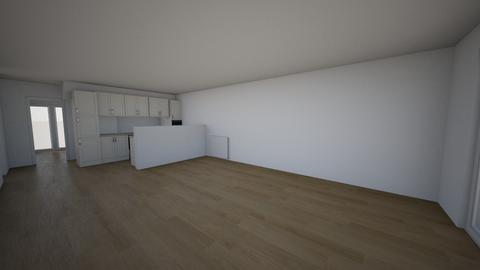 Driehoekstraat 14A - Living room - by Tim VB