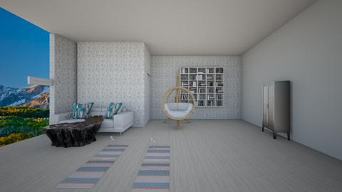 the chill place - Living room  - by b the great planner