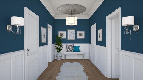 Corridor - by Laurika