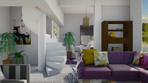 Living 26 - Modern - Living room  - by janip