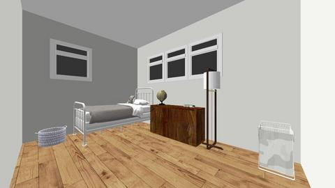 Parker Toddler Room 2 - Kids room  - by NikSu