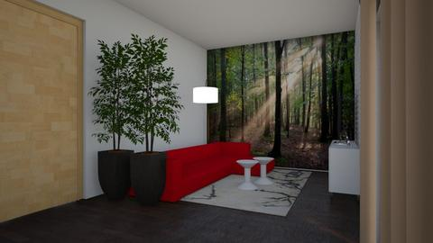 A7 MNCH - Modern - Living room  - by adelinaghita