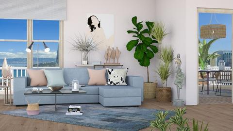 M_T P R - Living room  - by milyca8