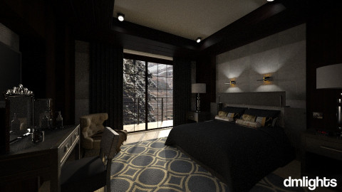 Grindelwald Schweiz  - Modern - Bedroom  - by DMLights-user-991288