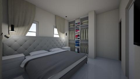 efe ref ewosh bedroom - Bedroom  - by jfx