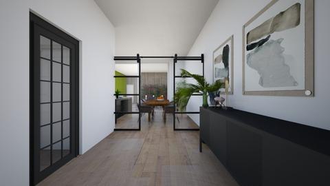 doorgang part 1  - Kitchen  - by Claradanixx