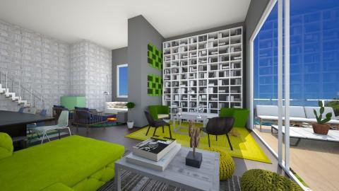 Student hotel - Modern - by martinabb