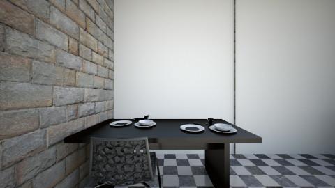 relaxing of casual - Rustic - Living room  - by Noel Simmons