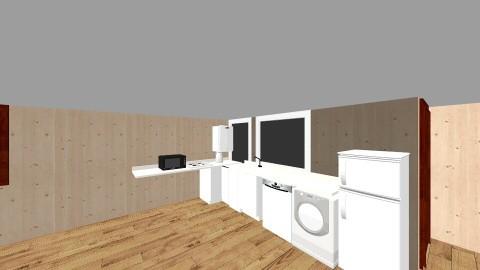 Actualizado Medida Desing - Rustic - Kitchen  - by Pedro Novoa