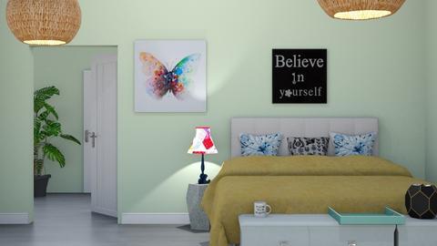 kid - Bedroom  - by MillieBB_fan