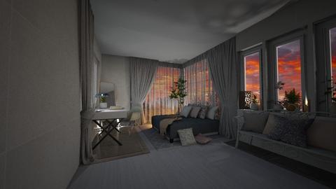 something regular - Bedroom - by aggelidi 12312