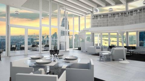 Concrete Penthouse - Modern - by Aurora4399