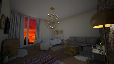 bedroom - Bedroom  - by holcomb20
