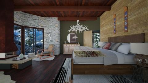 Banff Bedroom - Bedroom  - by cmucklane