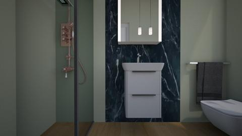 Cologno bagno ospiti8 - Bathroom - by natanibelung