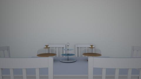 dinners ready - Dining room  - by tulp