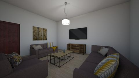 ee - Bedroom - by nivesm
