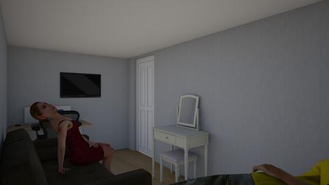 Kristel - Bedroom - by jettele123