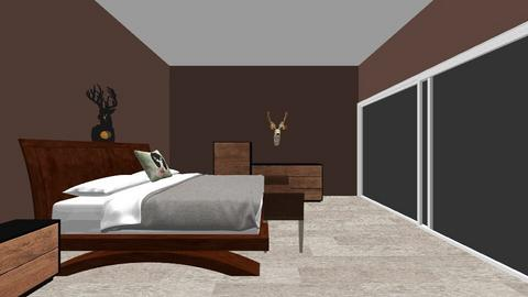 country bedroom - Classic - Bedroom  - by Itsavannah