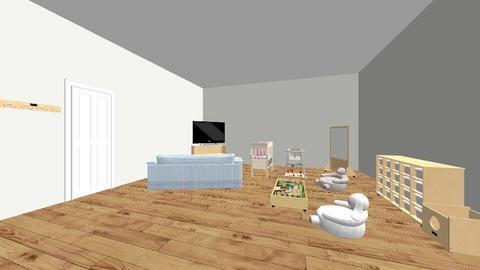 rena3 - Classic - Kids room  - by renatasq