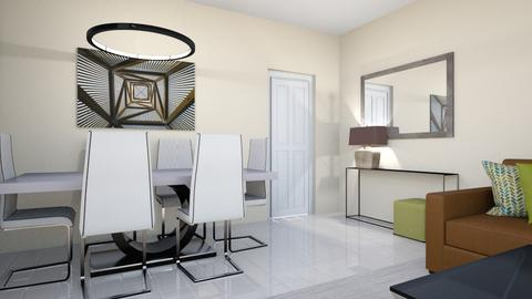 4978 3 - Modern - Living room  - by GaliaM
