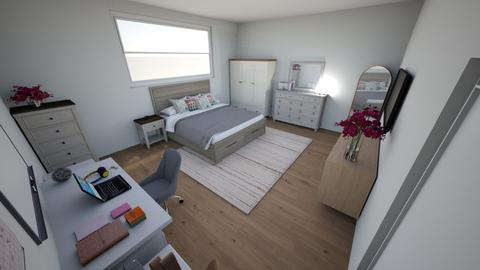 my room 2 - Bedroom  - by jowiria