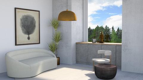 Miri - Living room  - by LillMiaaa