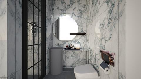 Casa376Bathroom - Modern - Bathroom  - by nickynunes