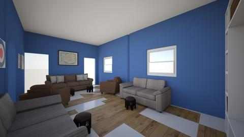 Final2 - Living room  - by ahmed1234