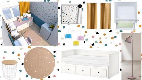 Kidroom Melania2 - by dekoratoramator