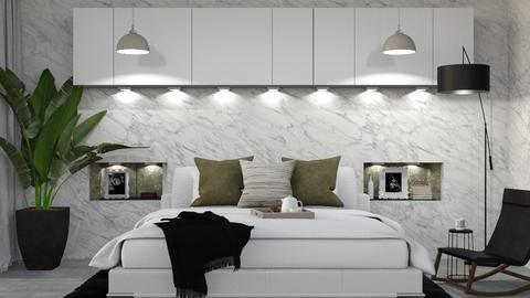 MARBLE - Bedroom  - by Galstyler