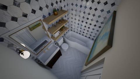 Master ensuite - Bathroom  - by condo1234