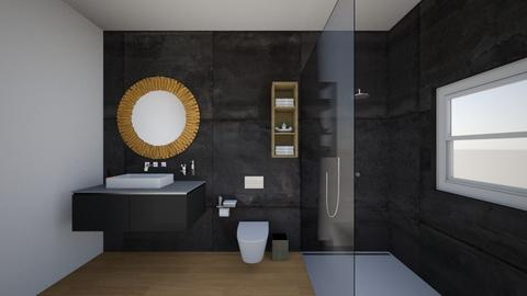 new bathroom  - Modern - Bathroom - by manita89