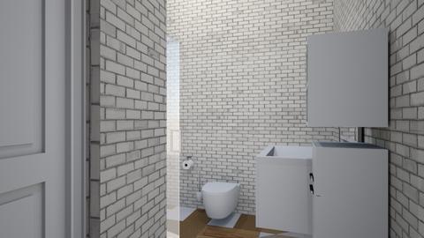 house_5 - Bathroom  - by bsimpkins