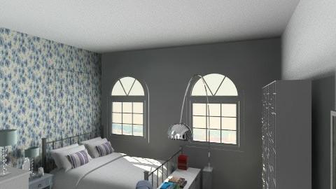 4 - Feminine - Bedroom - by Gabriella Aloia