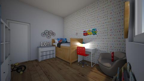 kid1 - Kids room - by catarina1